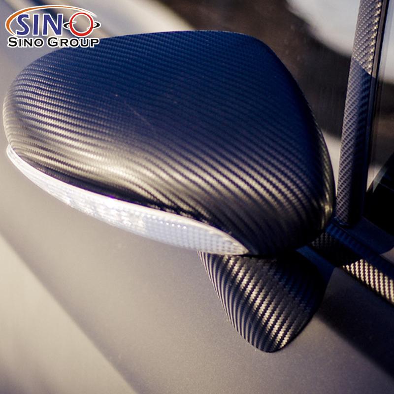 CL-3DCF 3D selbstklebendes kohlefaser vinyl