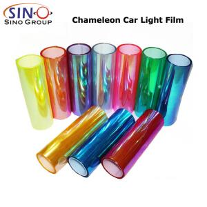 CL-HL-CM Chamäleon Auto Scheinwerfer Farbton Film