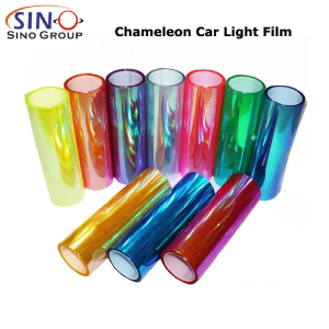 CARLIKE CL-HL-CM Chameleon Headlight Tint Roll Decal Vinyl Sticker