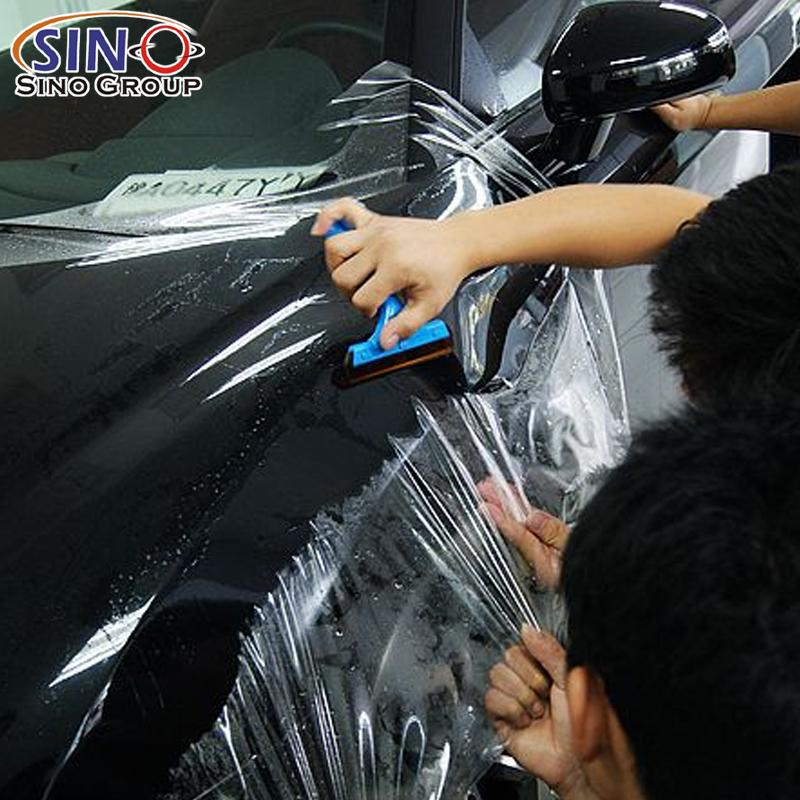 CL-PPF-PVC Autolack-Schutzfolie