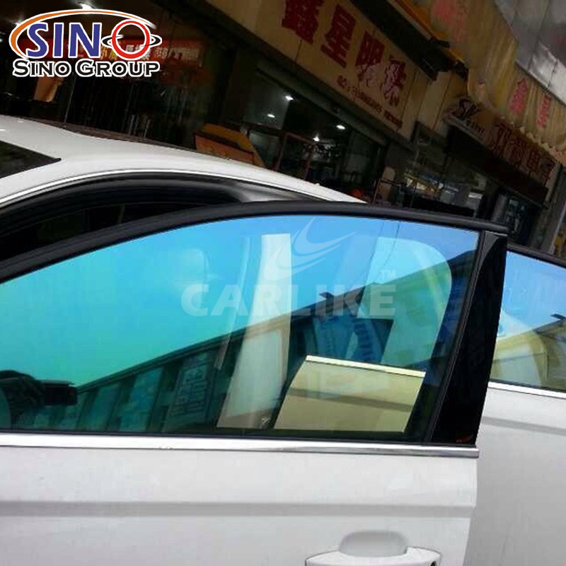 Chamäleon Autoaufkleber für Windschutzscheiben Aufkleber Design Sonnenschutz Fenster Film