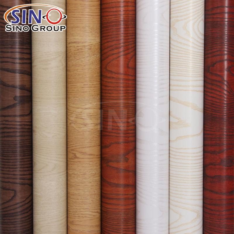 PVC holzmaserung textur dekoration selbstklebende folie